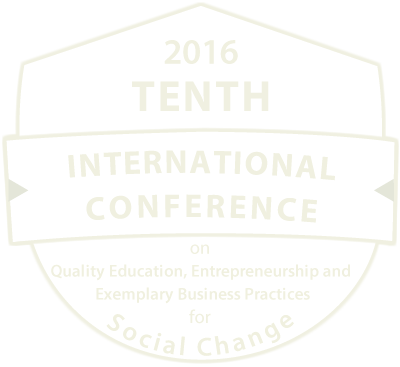 Ninth international conference